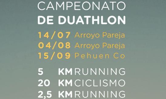 Campeonato Rosaleño Duatlón