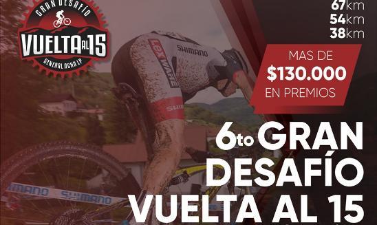 Gran Desafio Vuelta Al Quince