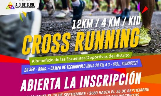 General Rodriguez Cross Running