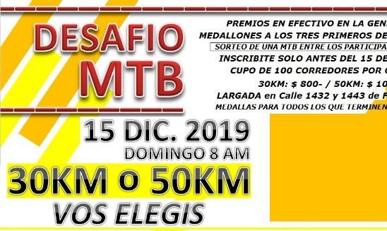 Desafio MTB 150k