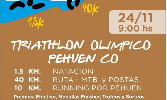 Triatlón Olimpico Pehuen-Co