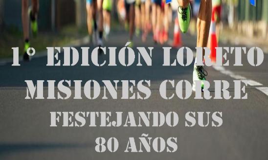 Loreto Corre Misiones