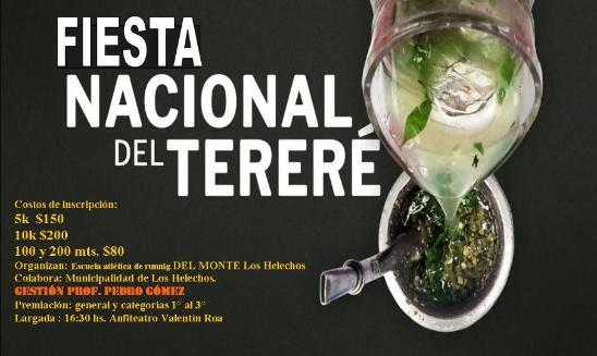 Maratón Fiesta Nacional del Tereré