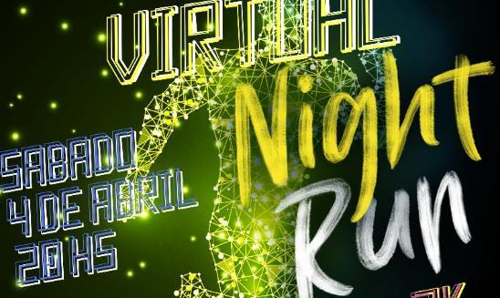 Virtual Night Run 3k