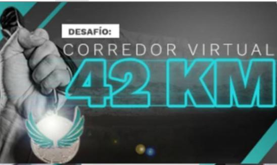 Desafío Virtual 42 km