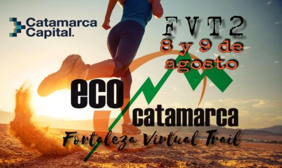 Fortaleza Virtual Trail
