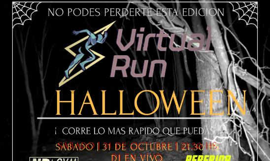 Halloween Virtual Run