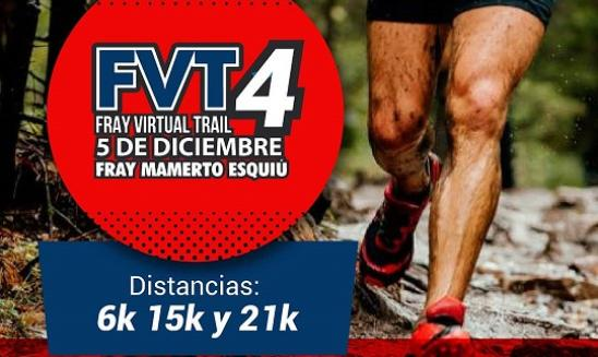 Fray Virtual Trail #4 - Villa Las Pirtquitas