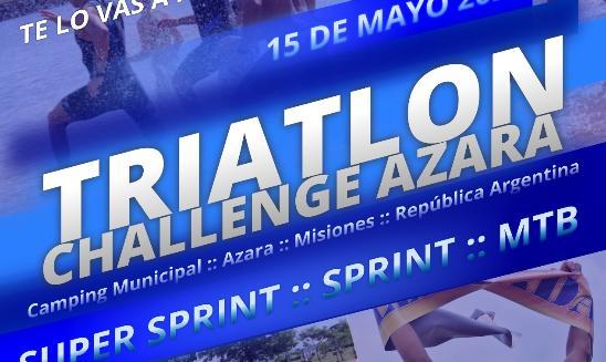 Triatlon Challenge Azara