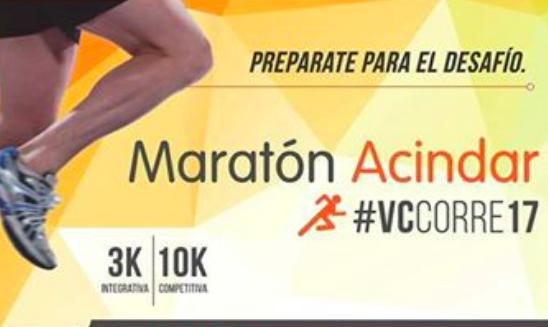 Maratón Villa Constitución Acindar