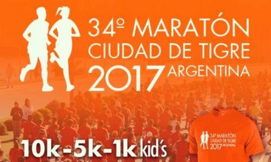 Maratón Ciudad de Tigre