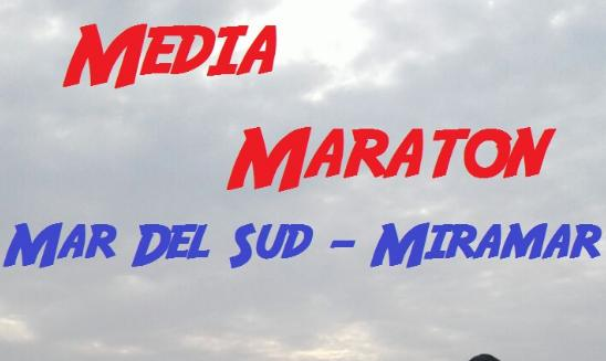 Media Maraton Mar del Sud - Miramar